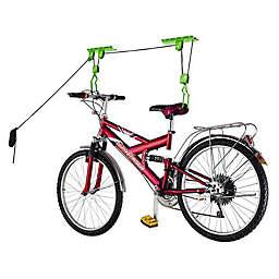 Bike Lane 2-Pack Bike Lift Hoist Caps in Black