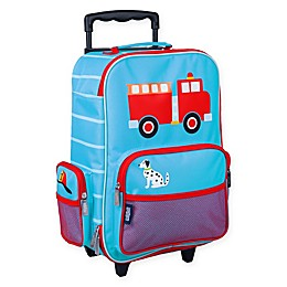 Wildkin Heroes Upright Carry On Luggage in Red