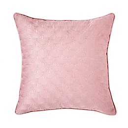 Ted Baker London® Palace Gardens Dottie Square Throw PIllow in Pink