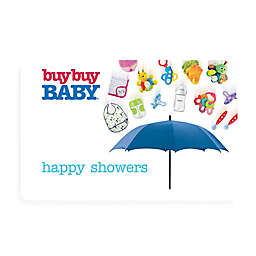 "buybuy BABY ""Happy Showers"" Gift Card"