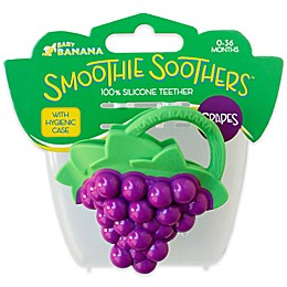 Baby Banana® Smoothie Smoothers Grape Teether