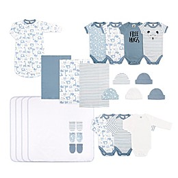 The Peanut Shell® Size 0-3M 23-Piece Layette Set