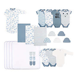 c916d0e4b4c5d The Peanut Shell® 23-Piece Layette Set