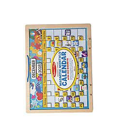 Melissa & Doug® Monthly Magnetic Calendar