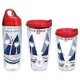e48988b7159 Tervis® Simply Southern Sailboats Flag Wrap Drinkware Collection