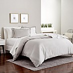 Staywell Hygro®Cotton 400-Thread Count Full/Queen Duvet Cover Set in Grey