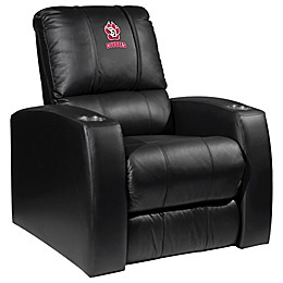 University of South Dakota Relax Recliner with Paw Logo