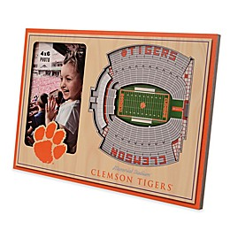 NCAA Clemson Tigers StadiumView Picture Frame