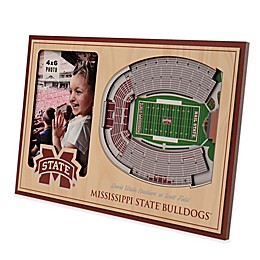 NCAA Mississippi State StadiumView Picture Frame