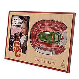 NCAA USC Trojans StadiumView Picture Frame
