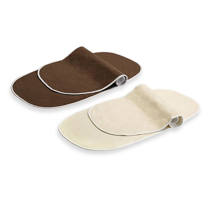 Alternate image 1 for Graco® Pack 'n Play® 2-Pack Changing Table Pad Cover