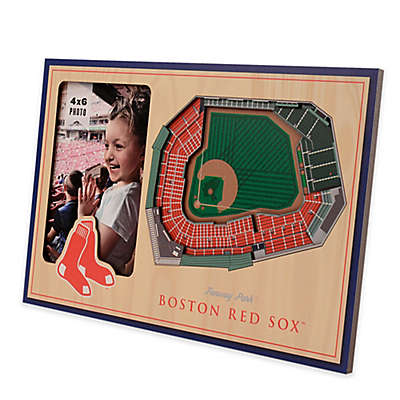 MLB Boston Red Sox 5-Layer StadiumViews 3D Wall Picture Frame