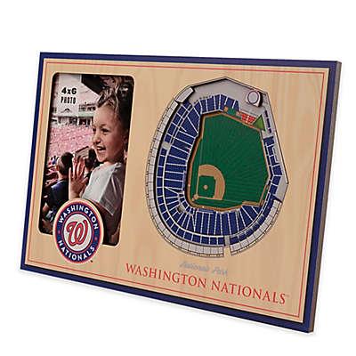 MLB Washington Nationals 5-Layer StadiumViews 3D Wall Picture Frame