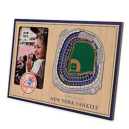 MLB New York Yankees 5-Layer StadiumViews 3D Wall Picture Frame