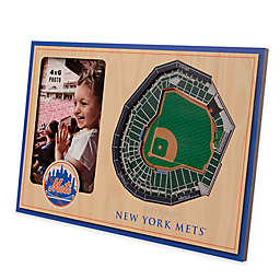 MLB New York Mets 5-Layer StadiumViews 3D Wall Picture Frame