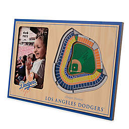 MLB Los Angeles Dodgers 5-Layer StadiumViews 3D Wall Picture Frame