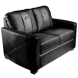 United States Naval Academy Silver Loveseat