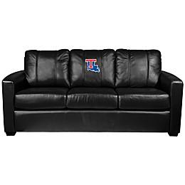 Louisiana Tech University Silver Series Sofa