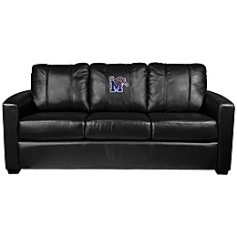 University of Memphis Silver Series Sofa