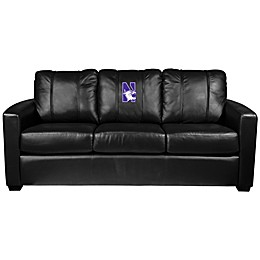 Northwestern University Silver Series Sofa