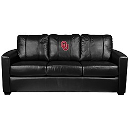 University of Oklahoma Silver Series Sofa