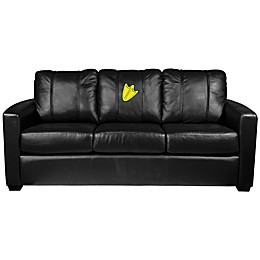 University of Oregon Silver Series Second Logo Sofa