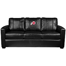 University of Utah Silver Series Sofa