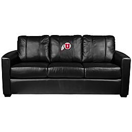 University of Utah Silver Series Sofa