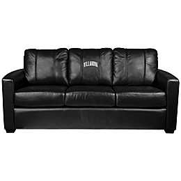 Villanova University Silver Series Wordmark Logo Sofa