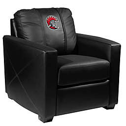 University of Tampa Silver Club Chair with Spartans Logo