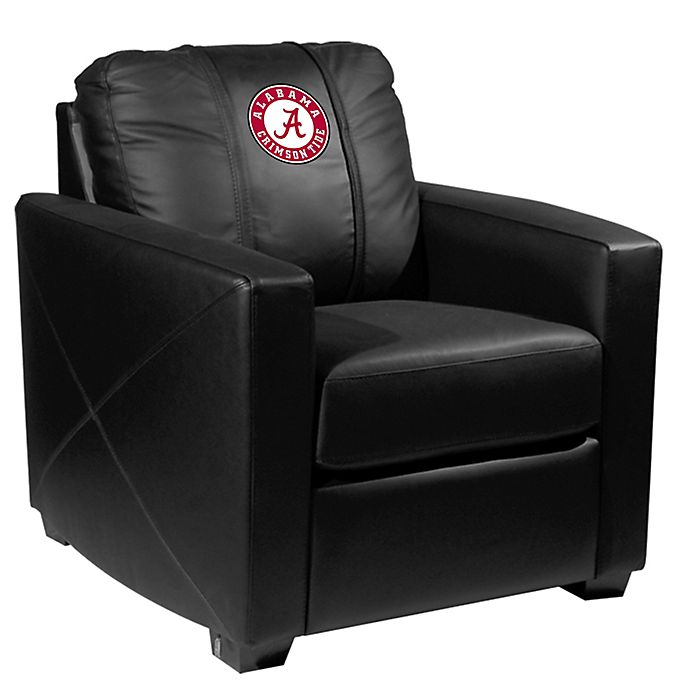 Alternate image 1 for University of Alabama Silver Club Chair