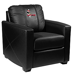 Youngstown State University Silver Club Chair with Pete Logo