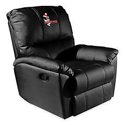Youngstown State University Rocker Recliner with Pete Logo