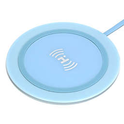 iHome® Ultra Slim 10W Qi Wireless Charging Pad