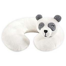 Hudson Baby® Panda Head/Neck Support Pillow in White