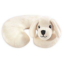 Hudson Baby® Tan Puppy Head/Neck Support Pillow