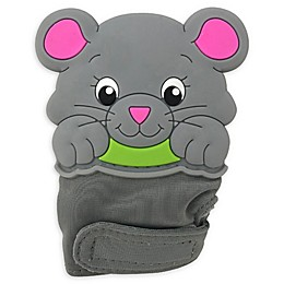 Silli Chews® Mouse Teething Mitt