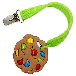Silli Chews® Mini Cookie Teether with Strap