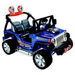 Fisher-Price® Power Wheels® Hot Wheels™ Jeep Wrangler