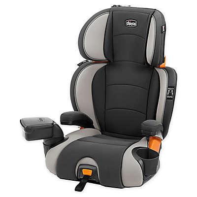 Chicco® KidFit® Zip Booster Car Seat in Steel Grey