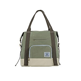 Humble-Bee™ All Heart Convertible Diaper Bag in Olive
