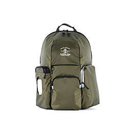 Humble-Bee™ Free Spirit SP Diaper Backpack in Olive