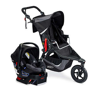 BOB® Revolution® Flex 3.0 Travel System in Graphite/Black