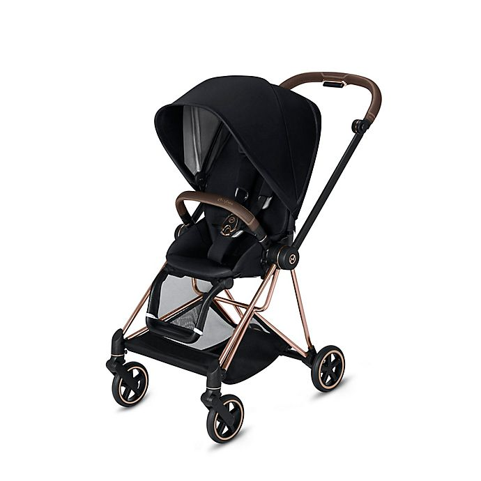 Alternate image 1 for CYBEX Mios Stroller with Rose Gold Frame