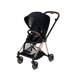 CYBEX Mios Stroller with Rose Gold Frame