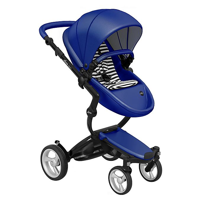 Alternate image 1 for Mima® Xari Black Chassis Stroller