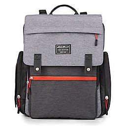 Eddie Bauer® Highline Diaper Backpack in Grey