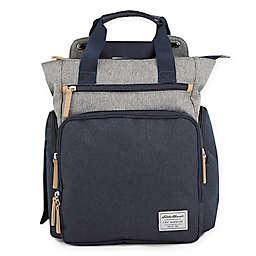 Eddie Bauer® Explorer Hybrid Diaper Backpack in Navy/Grey