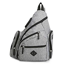 Eddie Bauer® Versatrail Sling Diaper Bag in Grey Heather