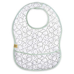 Lassig Little Spookies EVA Bib with Pocket